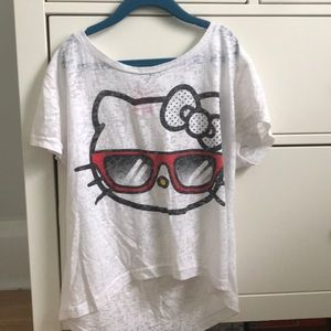 Hello kitty t shirt